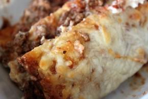 Keto Lasagna Deliciousness